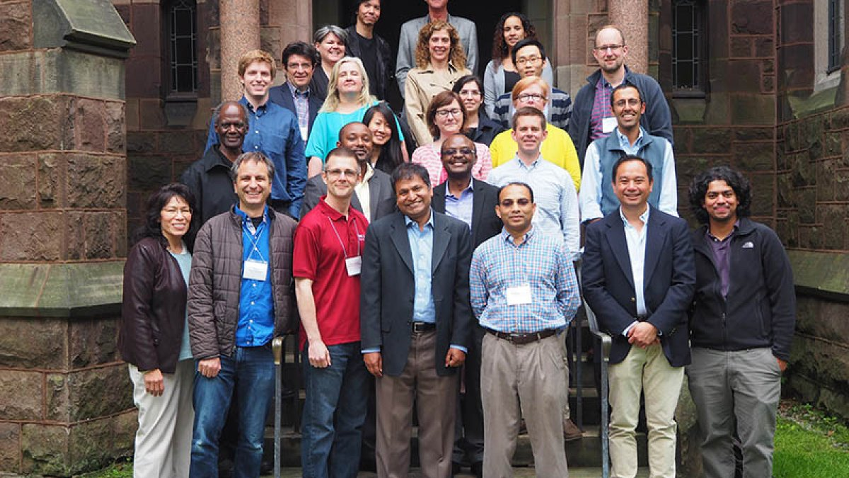 Group photo of Participants of the 1st CASCE workshop